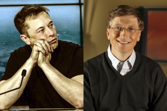 Elon Musk este iritat de afirmațiile lui Bill Gates