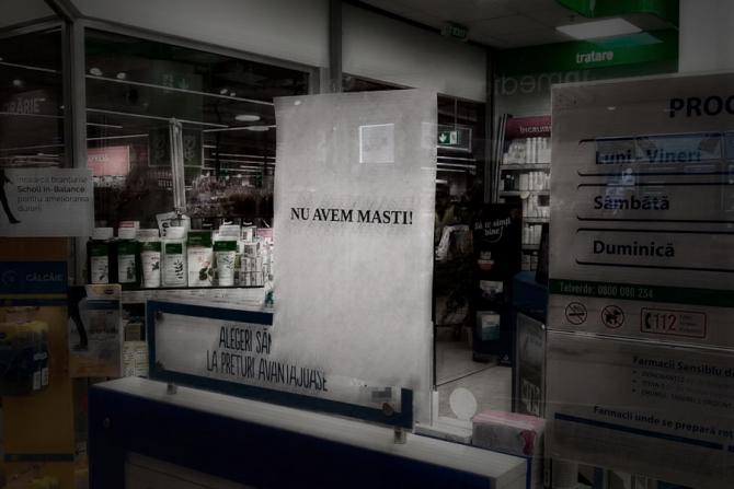 Lipsa produselor și accesoriilor de igiene au dus la apariția speculei / Foto: Oana Pavelescu