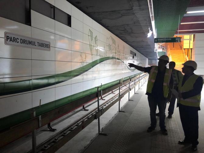Metroul din Drumul Taberei a devenit un fel de pisică moartă care este aruncată în curtea vecinului