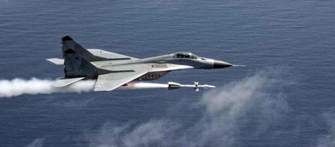 MiG-uri 29 Fulcrum