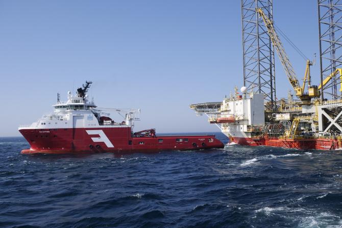 Un prim pas pentru exploatarea gazelor din Marea Neagră