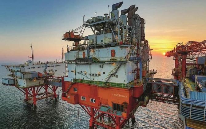 Exploatarea zăcămintelor din Marea Neagră ar putea deveni o problemă