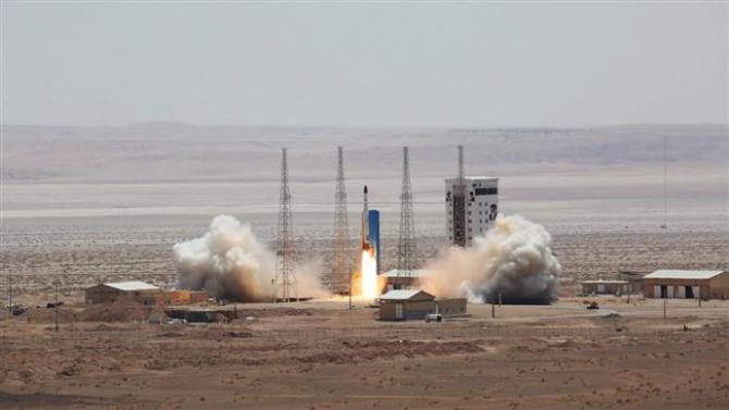 Iranul se pregăteşte să lanseze în 'câteva zile' un nou satelit de observaţie denumit Zafar