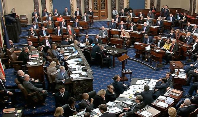 Senatul SUA adoptă decizia finală