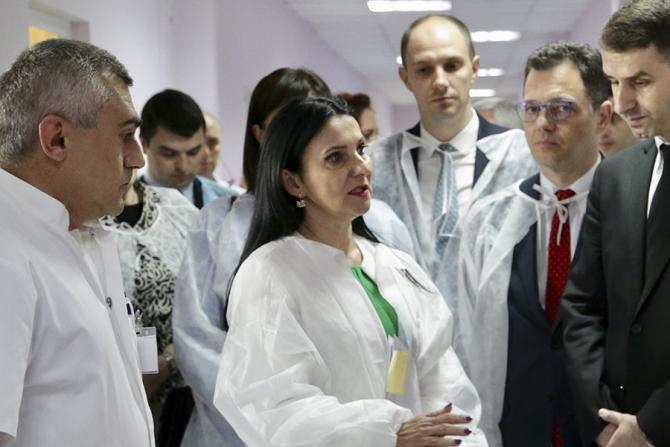 Sorina Pintea / Foto: gov.ro