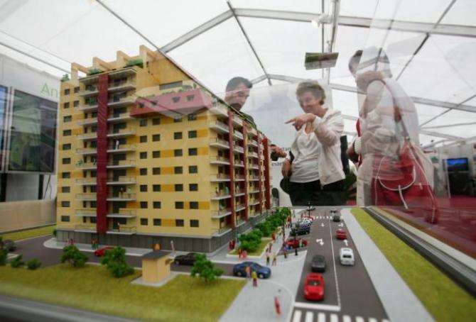 Cele mai multe vânzări de imobile au fost înregistrate, în martie 2021, în Bucureşti - 10.958, Ilfov - 4.306 şi Cluj - 3.917.