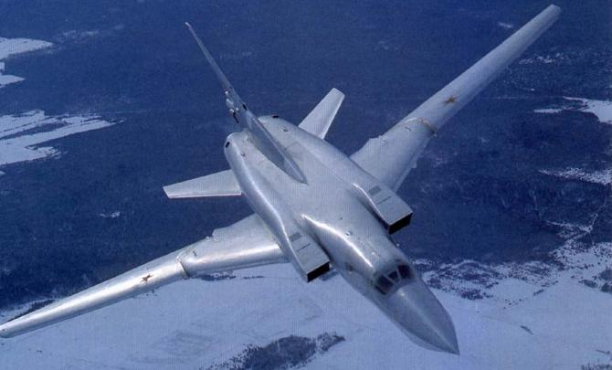 Tu-22M3, principalul bombardier al rușilor pe distanțe lungi