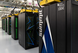 Summit, cel mai puternic computer, ajută la găsirea celei mai eficiente moduri de a distruge Covid-19