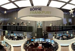 Bursa de la Frankfur nu se simte bine