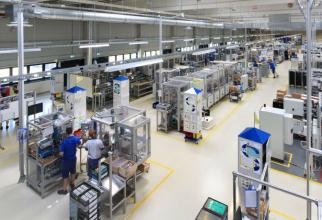 Industria auto din România se implică în producția de biocide și echipamente medicale de protecție