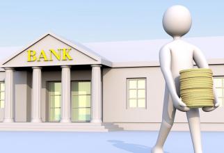 Moody's Investors Service a revizuit de la stabilă la negativă perspectiva de rating a trei bănci din România