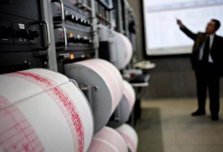 Un cutremur cu magnitudinea 3 grade pe Richter
