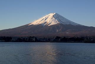 Orice erupţie majoră a Muntelui Fuji ar provoca o ploaie de cenuşă
