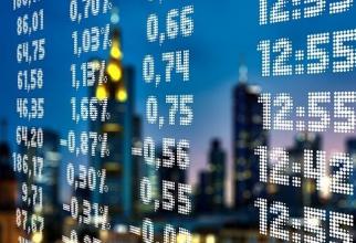 Bursa a închis cu o scădere de 1,5%
