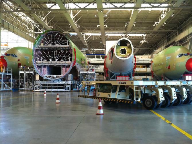 Marile companii aeronautice se implică în producerea de ventilatoare medicale