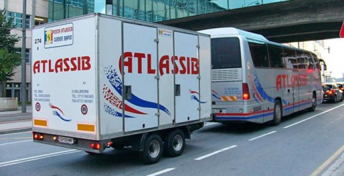 Atlassib suspendă transportul internațional de persoane