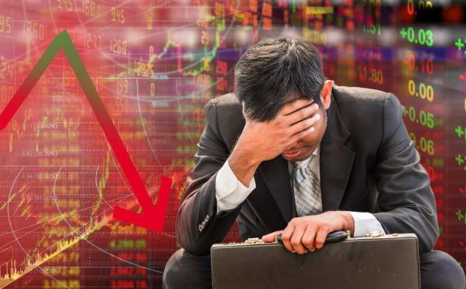 Bursa de Valori de la Bucureşti a pierdut în această săptămână peste 28,7 miliarde de lei