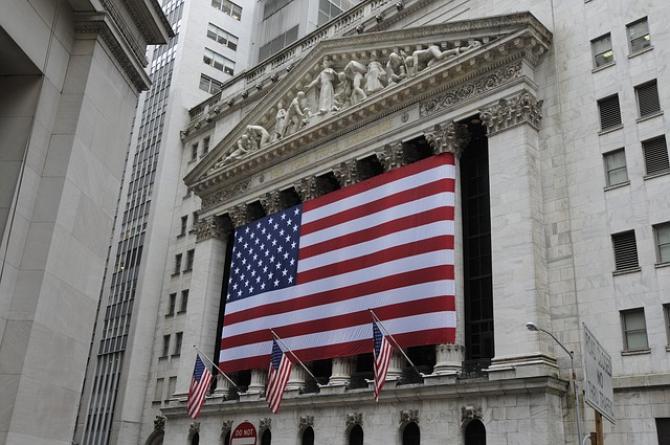 O perioadă neagră pentru bursele americane