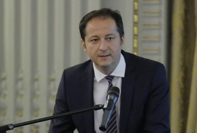 Dan Armeanu, vicepreședintele ASF
