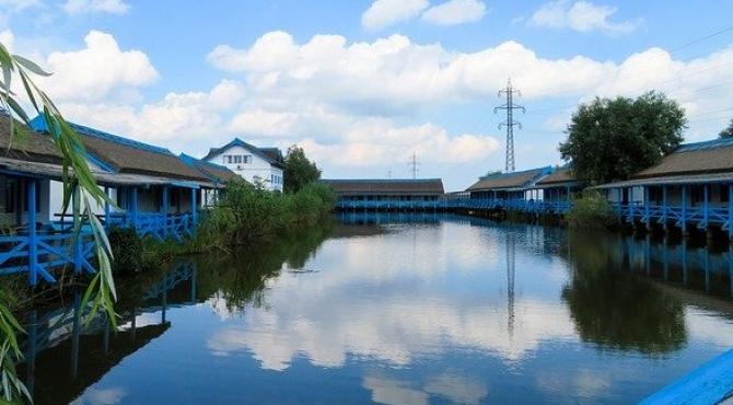 Aplicaţia online a Administraţiei Rezervaţiei Biosferei Delta Dunării (ARBDD)