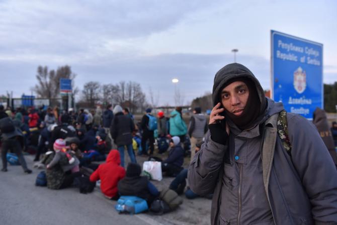 Migranții vor fi opriți la granițele Ungariei