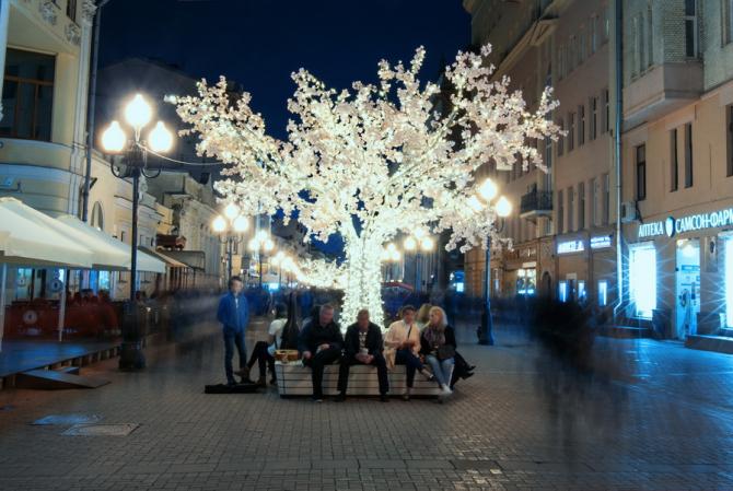 MOscoviții, disperați că nu au avut parte de iarnă