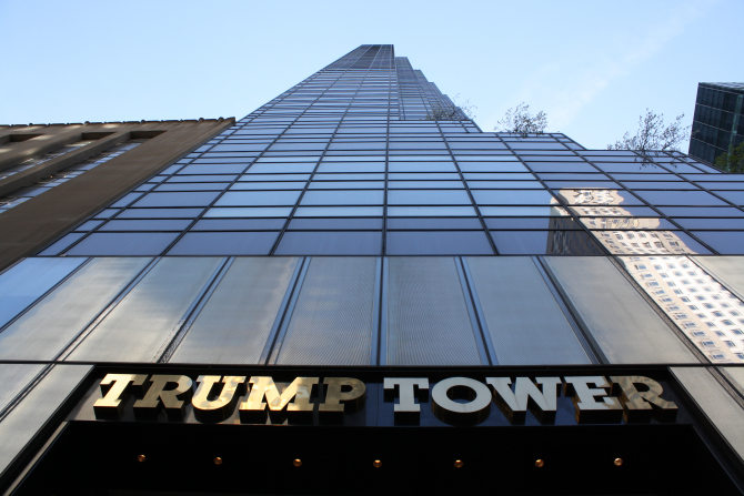 Trump Tower din New York