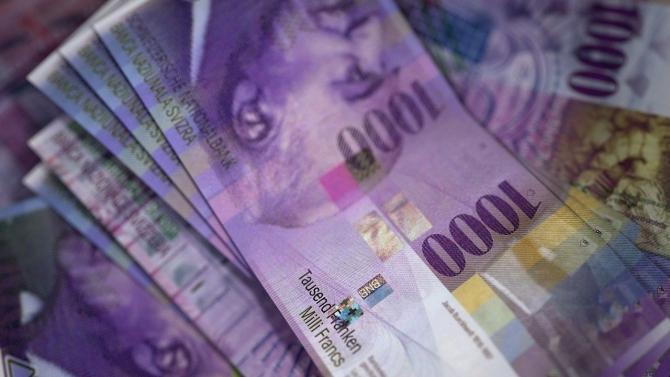 Guvernul Elveţiei a lansat miercuri un pachet de măsuri de urgenţă de 20 de miliarde de franci elveţieni