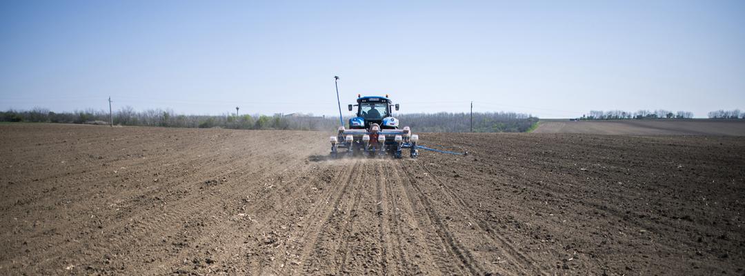 Primavara în agricultură