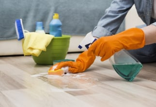 Curățenia a devenit mai importantă ca niciodată