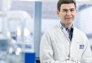 Dr. Mihai Netea este unul dintre cei mai importanţi cercetători din lume pe probleme de imunologie