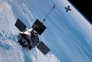 Cercetătorii au estimat că cei doi sateliți s-au apropiat la 57 de metri unul de celălalt.