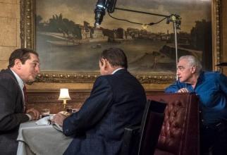 """Cel mai recent film al lui Scorsese, """"Irlandezul"""", jucat de De Niro, și-a schimbat, de asemenea, producătorii în timpul dezvoltării"""