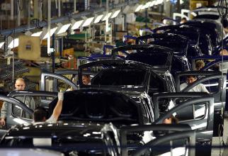 Uzina Dacia de la Mioveni are producția suspendată în continuare