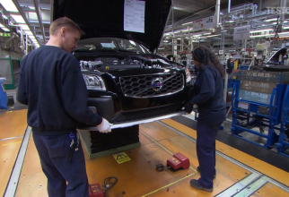 Volvo reevaluează strategia de vânzare și producție