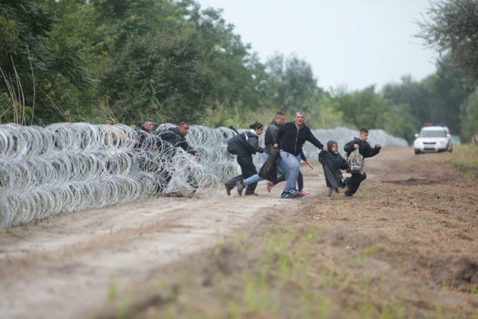 Ungaria a refuzat constant să preia cota atribuită de migranți