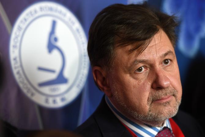 Alexandru Rafila: Domnul Cîţu a fost în Parlament şi ne-a făcut analfabeţi