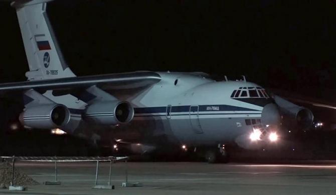 Avionul, gata de decolare