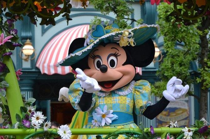 Disney a apărut pentru că americanii aveau nevoie de un zămbet