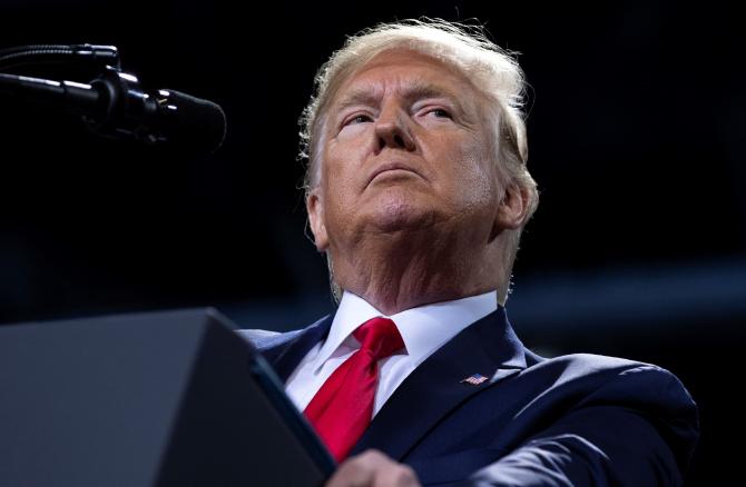Preşedintele american, Donald Trump