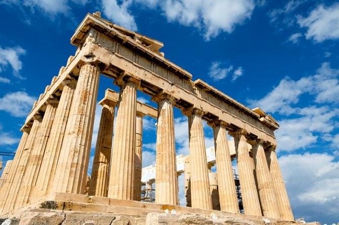 Grecia se pregătește pentru primii turiști