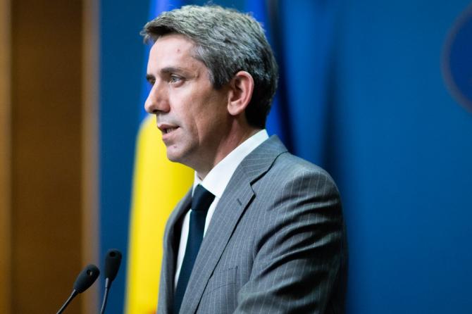 Dancă: România va avea o creștere ECONOMICĂ de peste 6% până în 2024