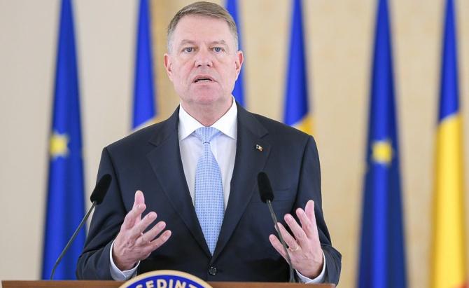 Klaus Iohannis a declarat că din 15 mai România intră în stare de alertă.
