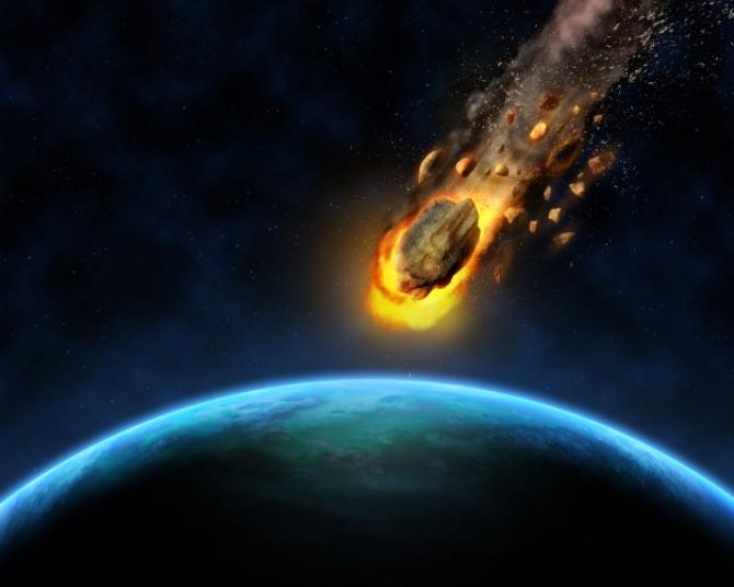 Un asteroid nou descoperit, de dimensiunea unei case, trece miercuri prin apropierea relativă a Pământului