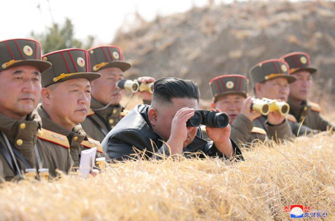 """Kim Jong Un pregătește o """"surpriză"""""""