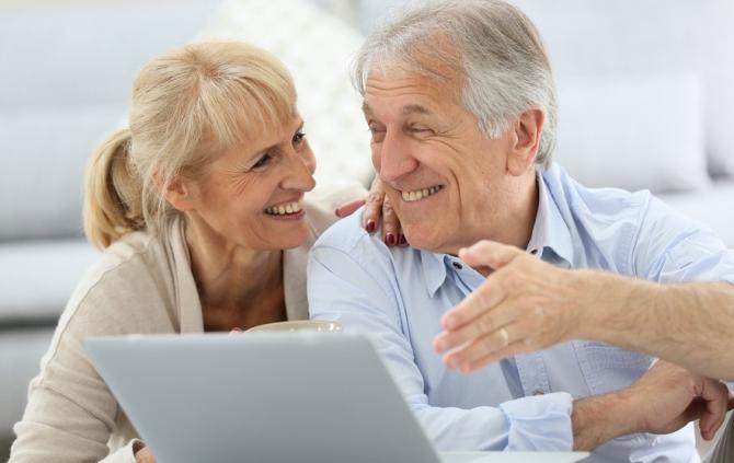 Cât mai bine pentru pensionari