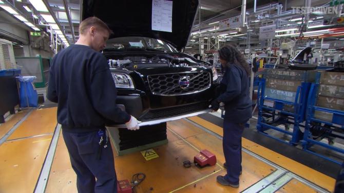 Volvo Cars integral ELECTRICE până în anul 2030
