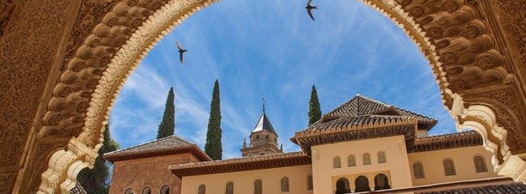 Spania, arhitectură
