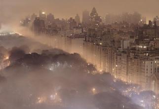 ANM: Prelungire până la ora 17:00 de Cod galben de ceaţă densă