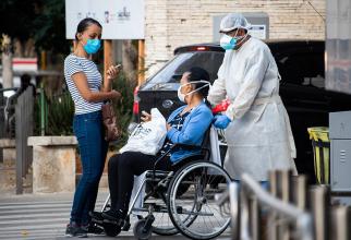 Al doilea val de SARS-CoV-2 se manifestă în nord-estul Chinei